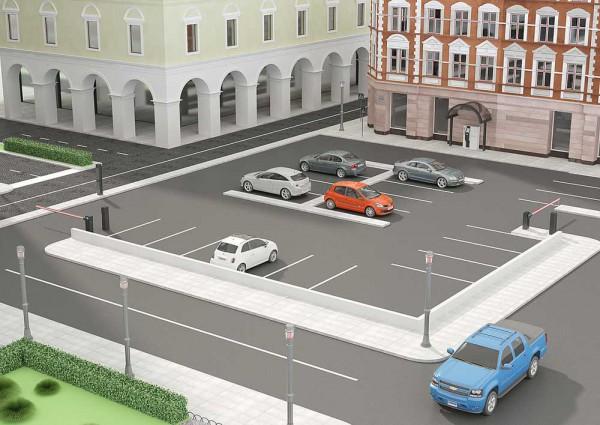 motorisations automatismes parkings